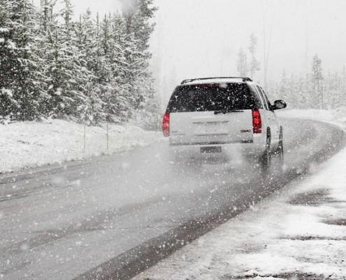 نکات مهم رانندگی در زمان بارندگی